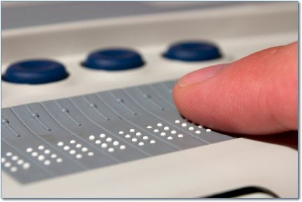 Braille Screen Reader